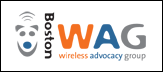BostonWAG, wireless advocacy group in Boston